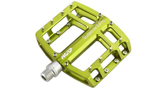 NC-17 Sudpin IV S-Pro Pedal grün